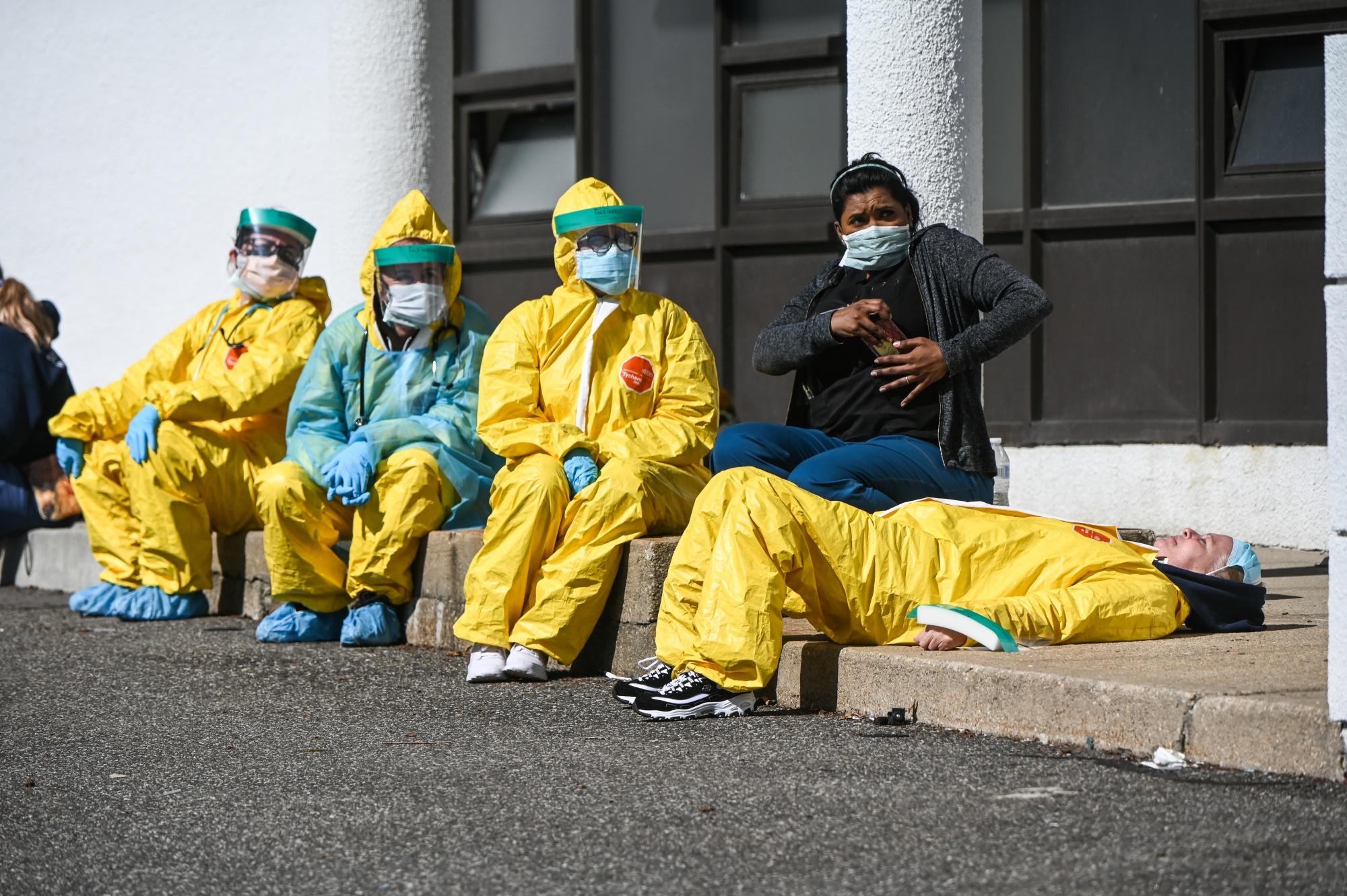 Covid19: როგორ ინფიცირდებიან მედიკოსები და რატომ ავადდებიან ისინი განსაკუთრებით მძიმე ფორმით