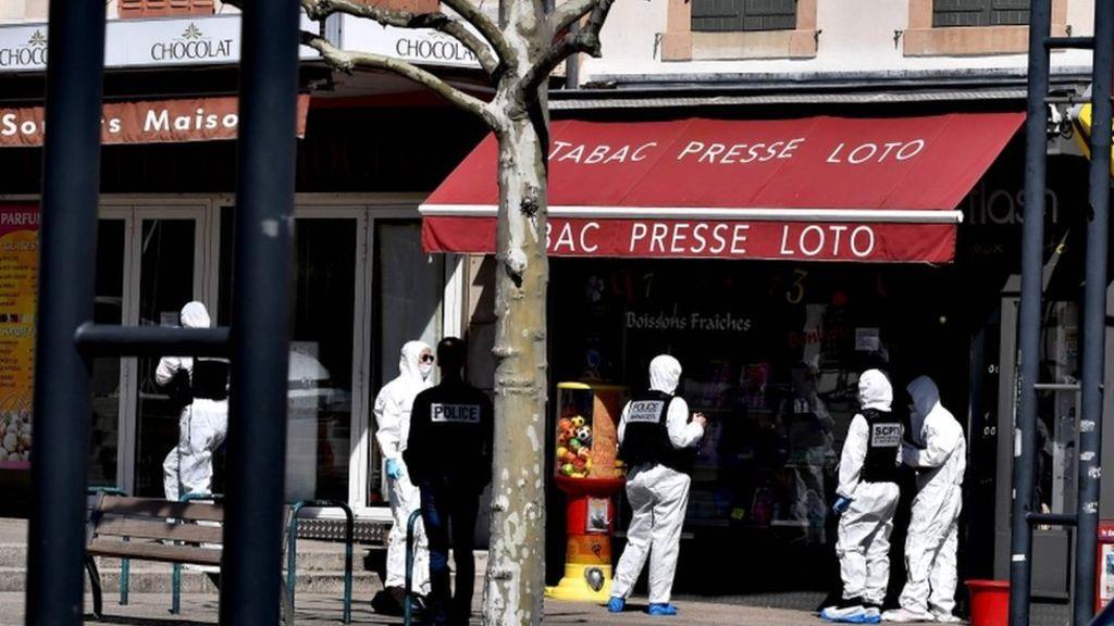 თავდასხმა საფრანგეთში, მაღაზიის რიგში. მოკლულია 2 ადამიანი