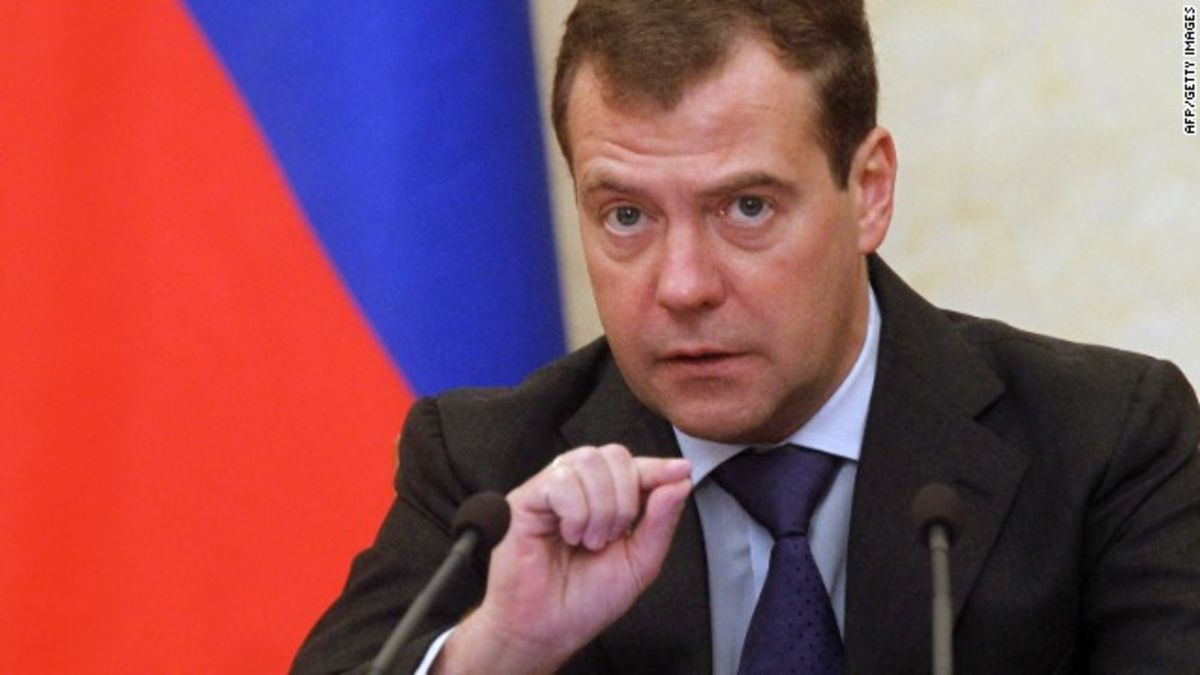 რუსეთმა ნაძირლების ქმედებებს უპასუხა – დიმიტრი მედვედევი 2008 წლის აგვისტოს ომზე