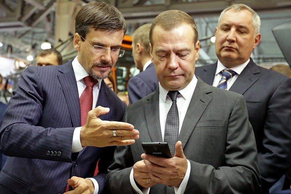 დიმიტრი მედვედევმა Facebook-ზე საქართველოს რეგიონი დაბლოკა