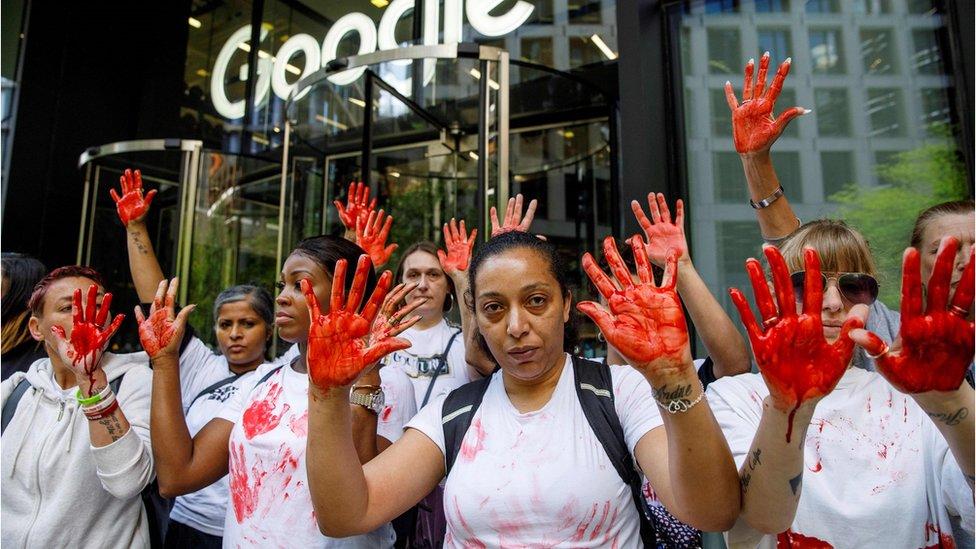 ამერიკის ხელისუფლებამ Google–ის, Amazon–ის და  Facebook–ის წინააღმდეგ სერიოზული ბრძოლა დაიწყო