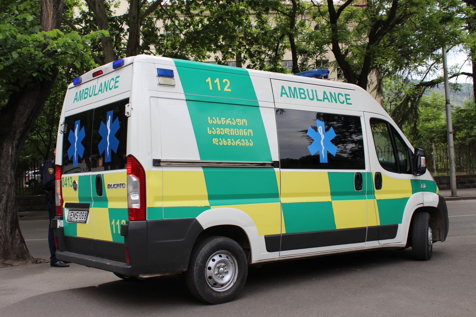 გურიაში 15 წლის მოზარდს მიკროავტობუსი დაეჯახა – ის ადგილზე გარდაიცვალა