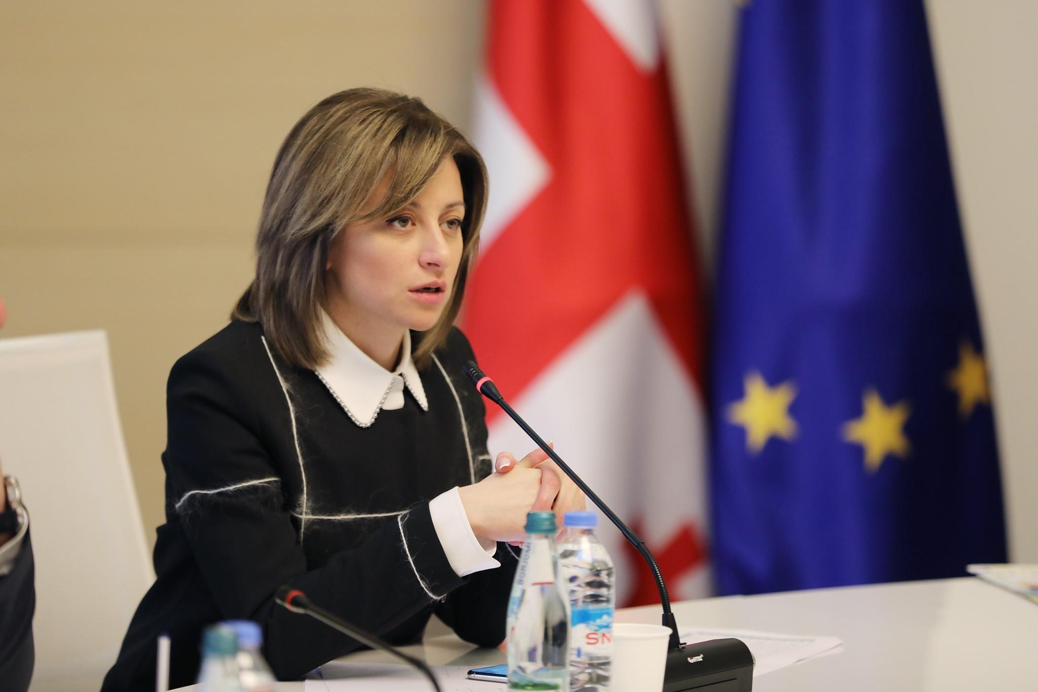 ეკატერინე ტიკარაძე: საქართველოში გადავტეხეთ ანტივაქსერული კამპანია