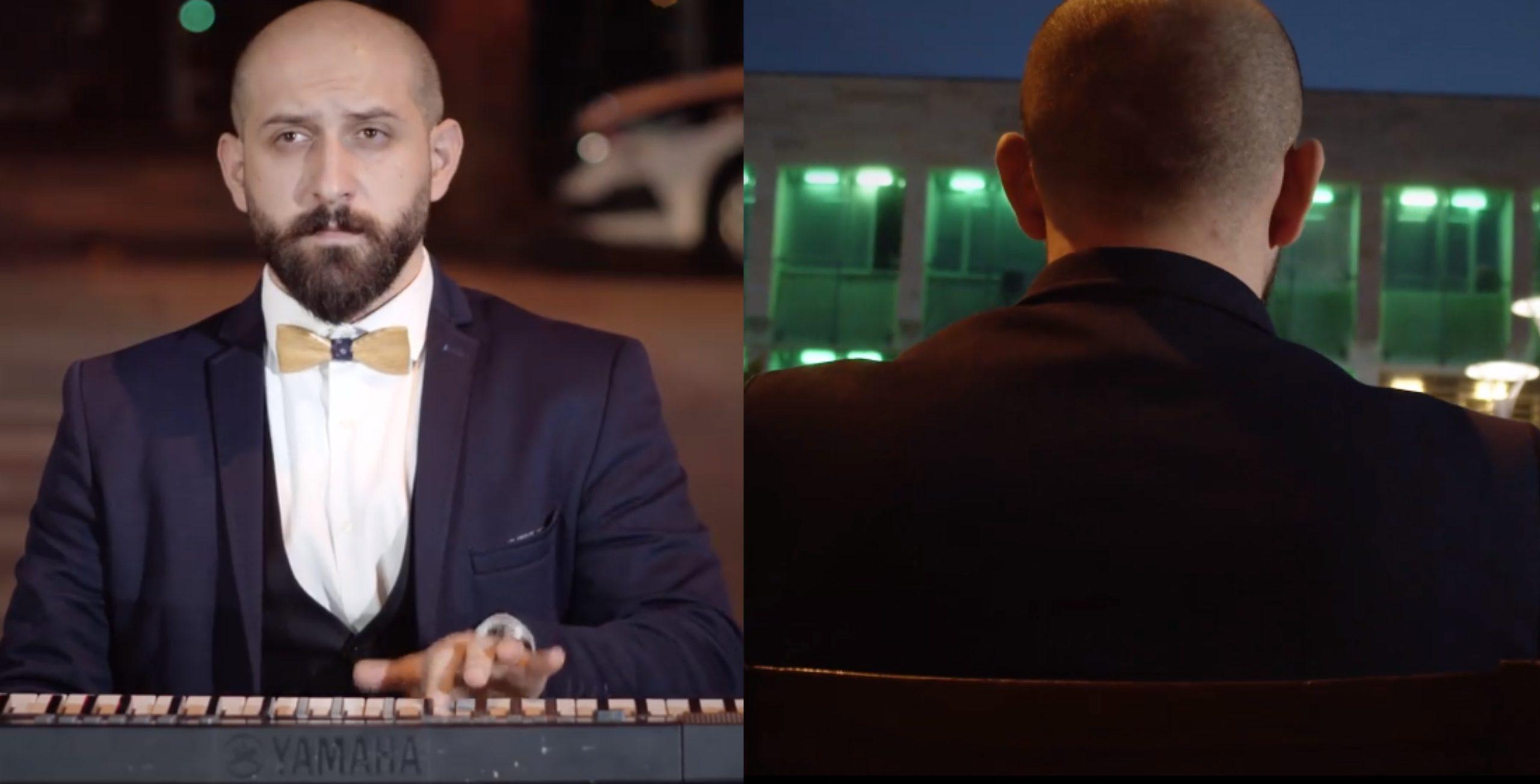 საბურთალოს მაჟორიტარობის კანდიდატმა სუს-თან პიანინოზე დაუკრა